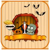 Stiwie in Halloween icon