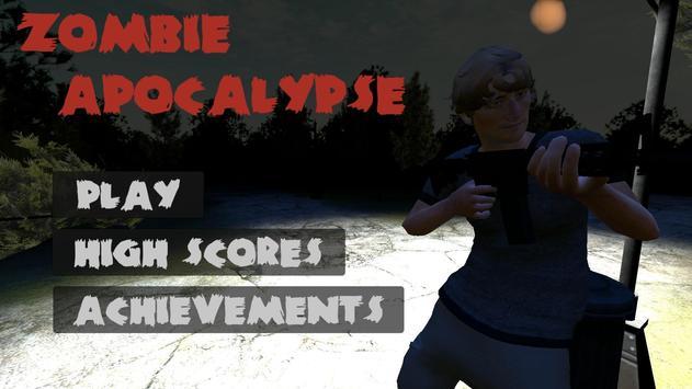 Zombie Apocalypse apk screenshot