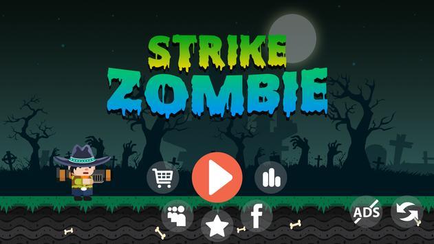 Cowboy Strike Zombie apk screenshot