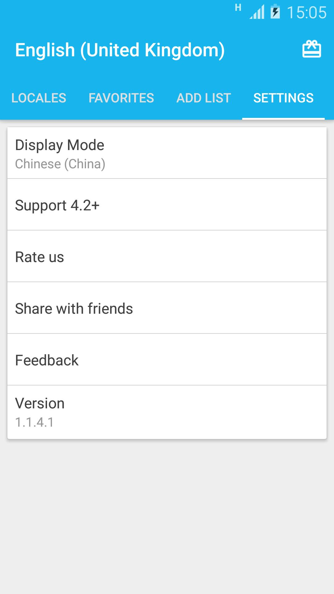 Locale More for Android - APK Download