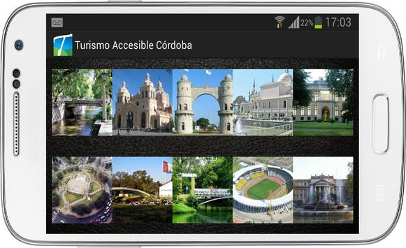 Turismo Accesible poster