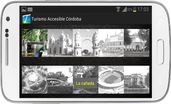 Turismo Accesible screenshot 1
