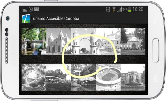 Turismo Accesible screenshot 2