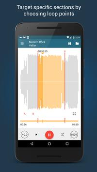 Up Tempo - Audio Pitch and Speed Changer apk screenshot