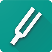 Pitched Tuner - Chromatic, Guitar, Violin and more icon