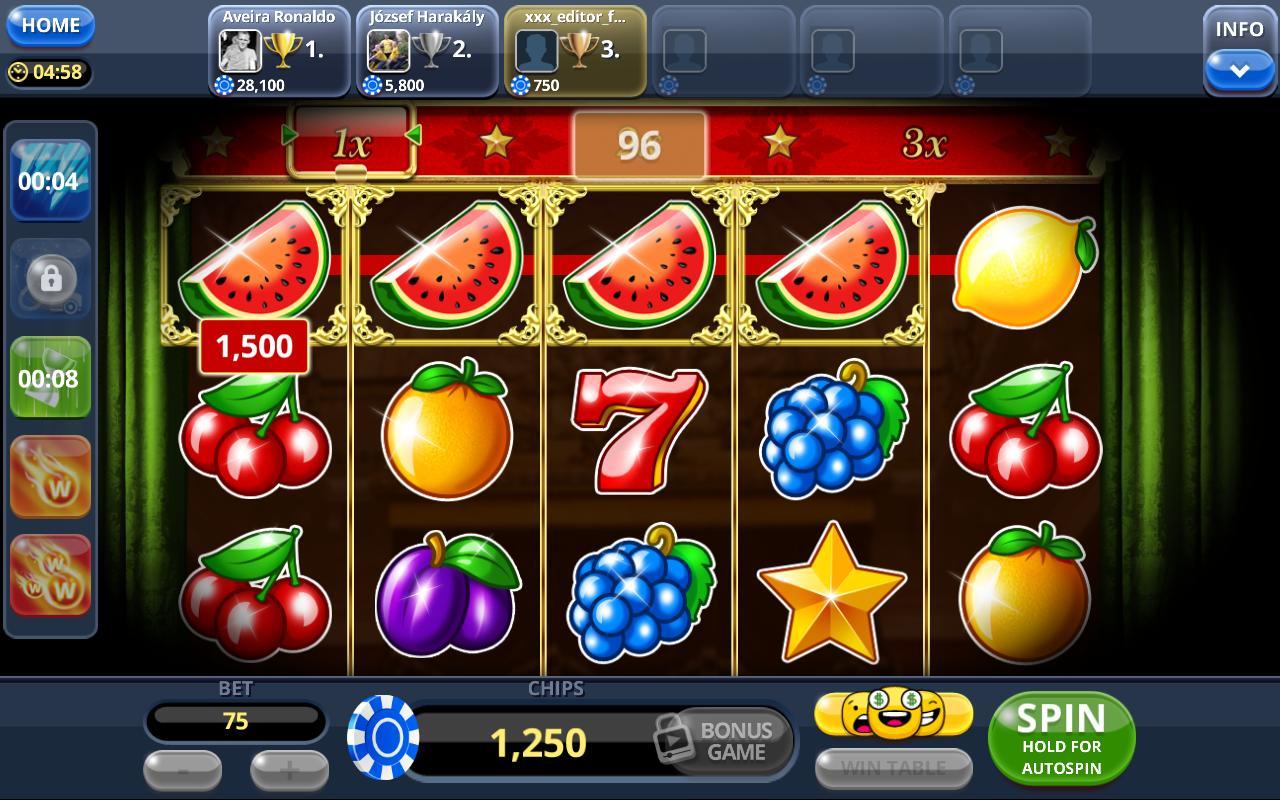 Free casino slots 1500