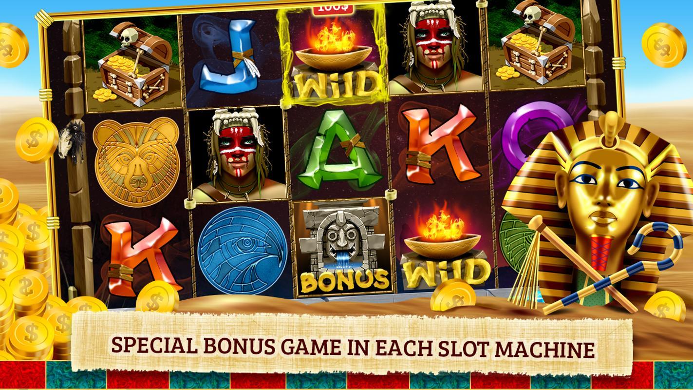 Free Slots Games Pharaohs Way