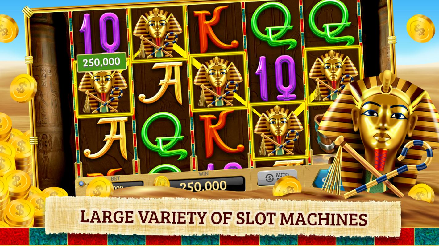 Egypt Casino Games
