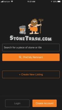 StoneTrash poster