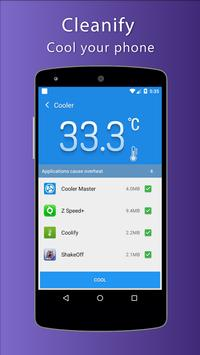 Cleanify - Cleaner and Booster apk screenshot