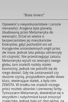 Streszczenia Lektur apk screenshot