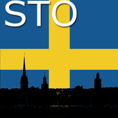 Stockholm Map icon