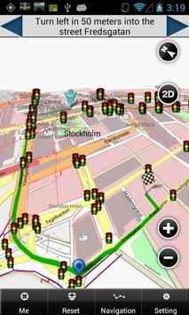 Stockholm Map apk screenshot