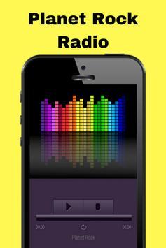 Rock Planet Radio UK App Free screenshot 2
