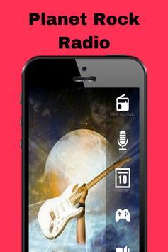 Rock Planet Radio UK App Free screenshot 4