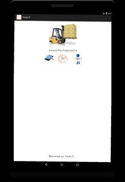 TRACK-IT apk screenshot