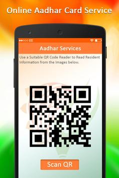 Online Aadhar Card Services : Update Aadhar Card screenshot 2