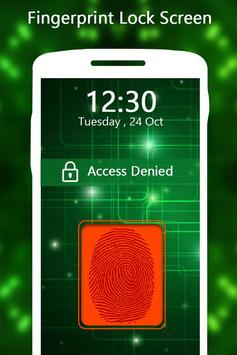 Fingerprint Lock Screen screenshot 3