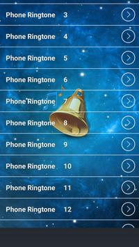 Phone SMS Ringtone 2017 screenshot 3