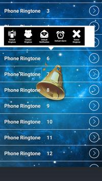 Phone SMS Ringtone 2017 screenshot 6