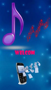 Phone SMS Ringtone 2017 screenshot 8