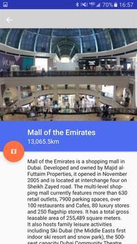 Dubai Tourist apk screenshot