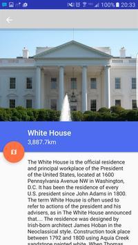 Washington DC Tourist apk screenshot