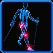 X-ray on Mobile Prank icon