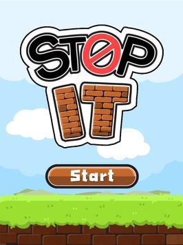 Stop It poster