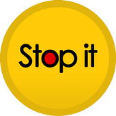 Stop it  스마트폰 중독 방지 icon