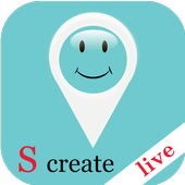 Maps - Screate Live icon