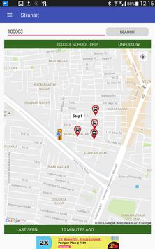 Maps - Stransit poster