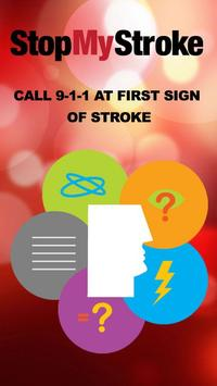 Stop My Stroke poster
