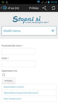 Stopnisi.sk poster
