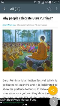 StoryAround apk screenshot