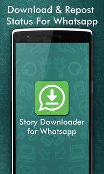 WhatSaver - Status Story Downloader poster
