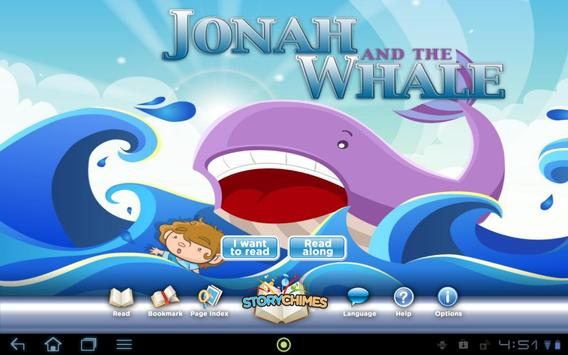 Jonah & the Whale FREE poster