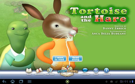 Tortoise & the Hare FREE poster
