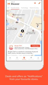 Holo - Ai location messages. apk screenshot