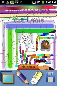 Think before you leap - Story apk screenshot