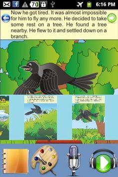 Thirsty Crow - Kids Story apk screenshot
