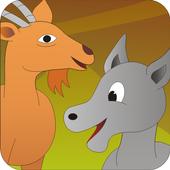 Washerman's Donkey Kids Story icon