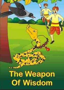 The Weapon of Wisdom poster
