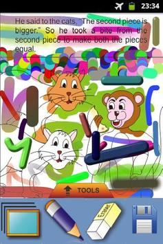Two Cats and A Monkey - Story apk screenshot