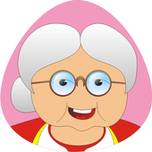 Grandmother's story tales icon