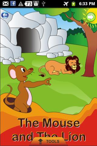The Lion and The Mouse - Story for Android - APK Download