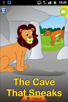 Cave that Speaks - Kids Story poster