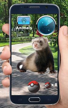 Pocket Cute Animals GO! screenshot 1