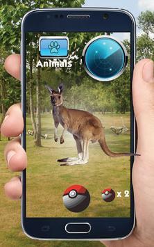 Pocket Cute Animals GO! screenshot 2