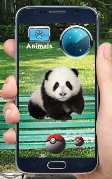 Pocket Cute Animals GO! screenshot 3